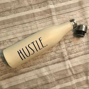 Rae Dunn Hustle Water Bottle